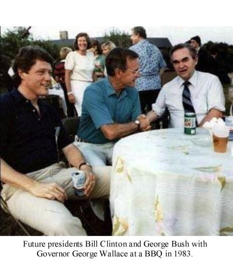 Clinton, HW & Wallace, 1983