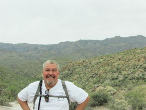 Bruce; Superstition Wilderness Area